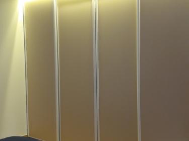 Porte placard LED